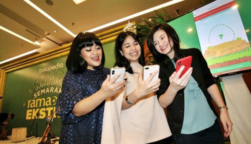 Foto Tokopedia Siapkan Panggung bagi Puluhan Produk Lokal