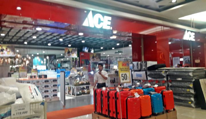 Foto Berita Lanjutkan Ekspansi, Ace Hardware Buka Gerai Ke-158