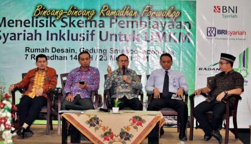 Foto LPDB: Kesadaran Pembiayaan dengan Pola Syariah Meningkat di Indonesia