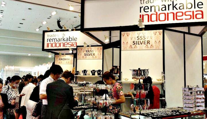 Foto Berita Jual Perhiasan di Jepang, Indonesia Catat Transaksi US$90 Ribu