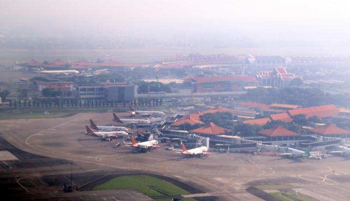 pemudik dari bandara soekarno-hatta meningkat 4,5% tahun ini