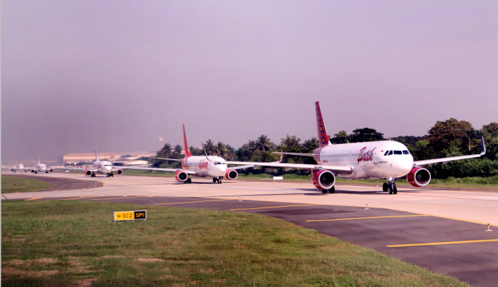 Foto Berita Jumlah Pengguna Pesawat Tujuan Aceh Alami Kemerosotan