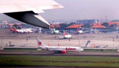 2 Maskapai Lion Air Group Pindahkan Seluruh Penerbangan Domestik di Jogja ke NYIA