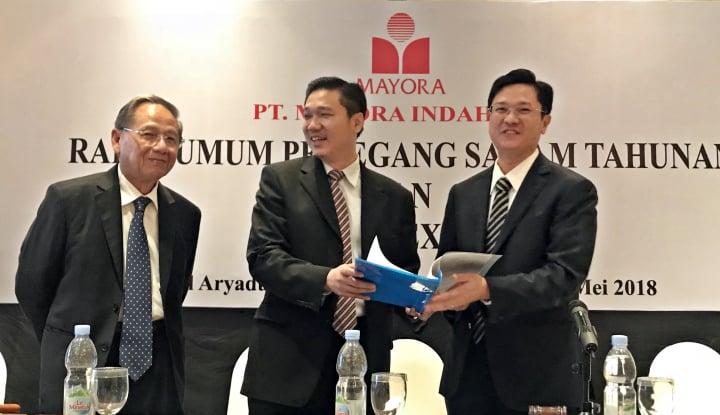 MYOR Mayora Indah Akan Bagikan Rezeki Rp670 M Buat Investor pada...