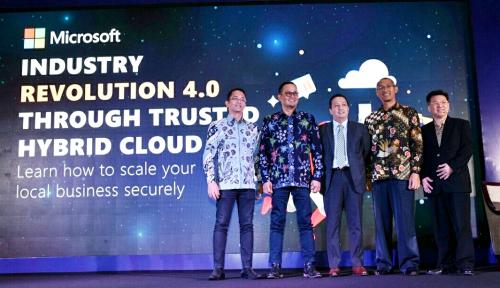 Foto Indonesia Rugi US$34,2 Miliar Akibat Serangan Siber
