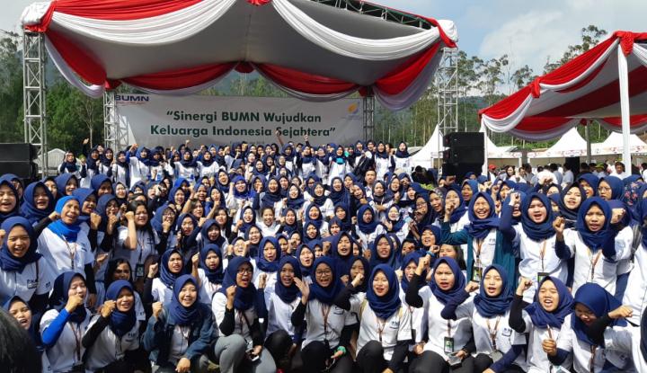 Foto Berita Bedah Rumah Karyawan BUMN, Pemerintah Kucurkan Rp450 Juta