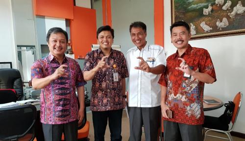 Foto Hadapi Industri 4.0, DKS Gandeng Posindo Buka Pasar Ritel Kopi ke Domestik-Mancanegara