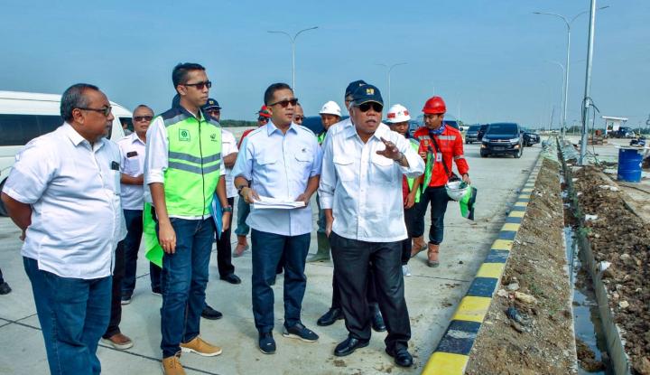 Ruas Tol Brebes Timur-Pemalang dalam Kondisi Mantap untuk Mudik 2018 - Warta Ekonomi