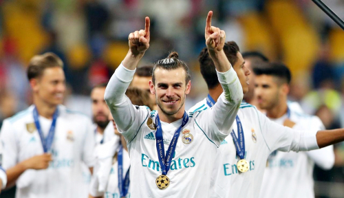 Ampun Dah! Bale Lebih Pilih Main Golf Daripada Main Buat Zidane