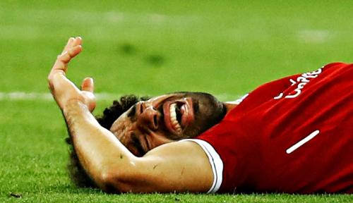 Foto Turun Minum, Real Madrid dan Liverpool Berakhir Tanpa Gol