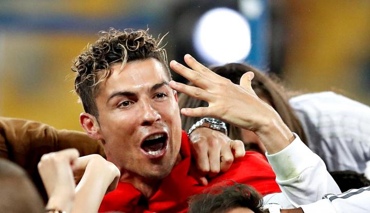 Foto Berita Ronaldo Bakal Akhiri Kariernya di Real Madrid?