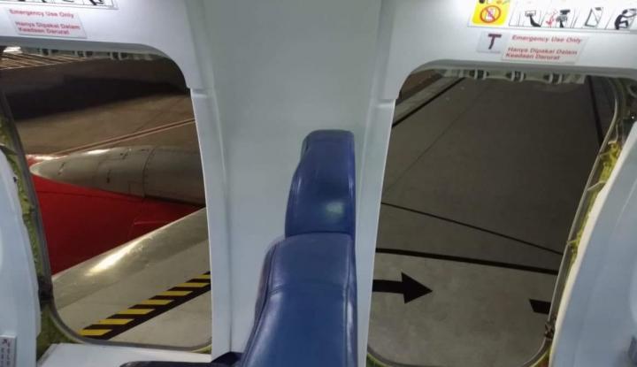 Foto Berita Belasan Penumpang Lion Air Luka Akibat 'Joke Ada Bom'