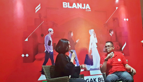 Foto Ini Harapan Aulia terhadap CEO Blanja.com yang Baru