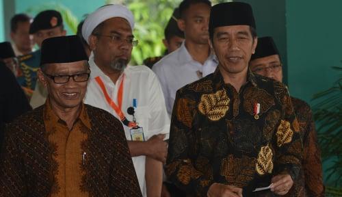 Foto Adem, Nasehat Ketua PP Muhammadiyah Perlu Didengar
