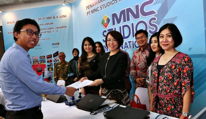 MNC Studios Optimis Keuntungan Bakal Semakin Membengkak di Tahun Politik - Warta Ekonomi
