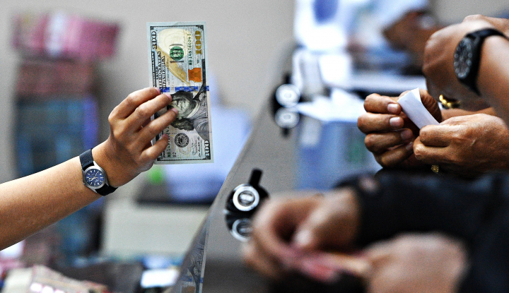 dolar as melemah meski the fed naikkan suku bunga acan
