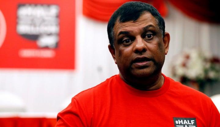Tony Fernandes Berani Bilang Pemerintah Jokowi Jangan Atur-Atur Bisnis Penerbangan