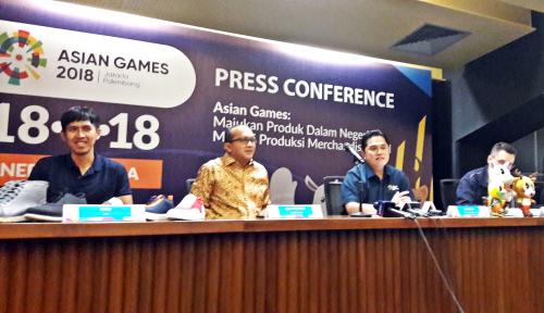 Foto Kadin: Asian Games Dorong Daya Beli dan Konsumsi