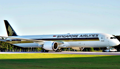 Foto Dukung Pariwisata Indonesia, Singapore Airlines Layani Penerbangan ke Bali