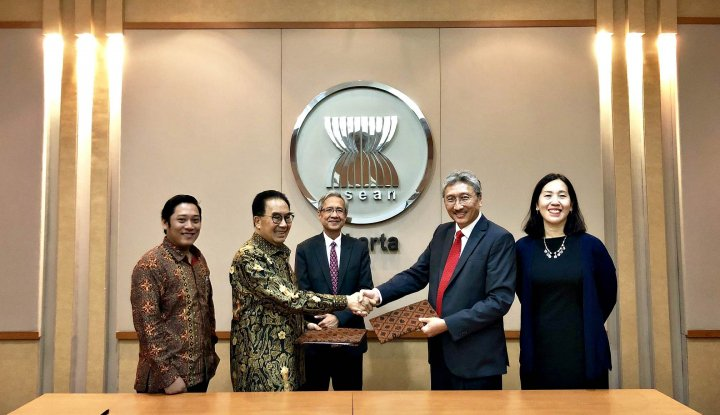 Foto Berita SRW&Co Signed a MoA with ABAC
