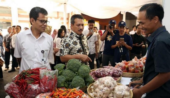 Foto Berita Stabilisasi Harga Sembako, Kemendag Gelar Bazar Ramadan