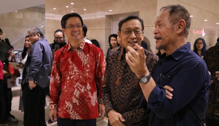 Foto Berita Kenangan Goenawan Mohamad untuk NH Dini