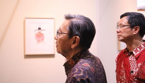 Foto Usai Diminta Keterangan oleh KPK, Ini Jawaban 'Dingin' Mantan Wakil Presiden