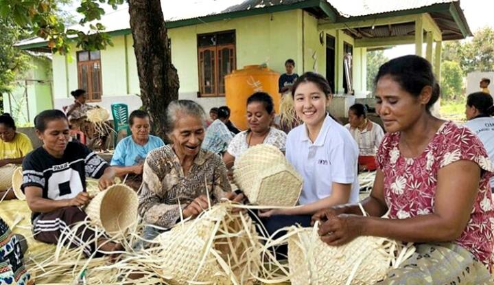 Foto Berita Du'Anyam Bakal Ekspansi ke Tiga Provinsi