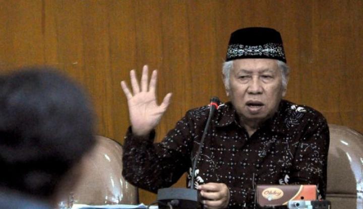 Dawam Rahardjo di Mata Jimly dan Rizal 'Kepret' Ramli