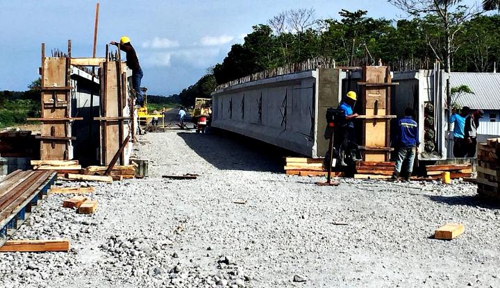 Foto Berita Jembatan Luk-Ulo di Pansela Jawa Ditargetkan Fungsional pada Mudik Lebaran