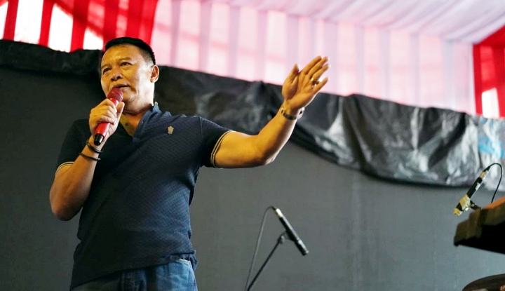Foto Berita Hadapi Radikalisme, Kang Hasan Ajak Masyarakat Perkokoh Kepancasilaan