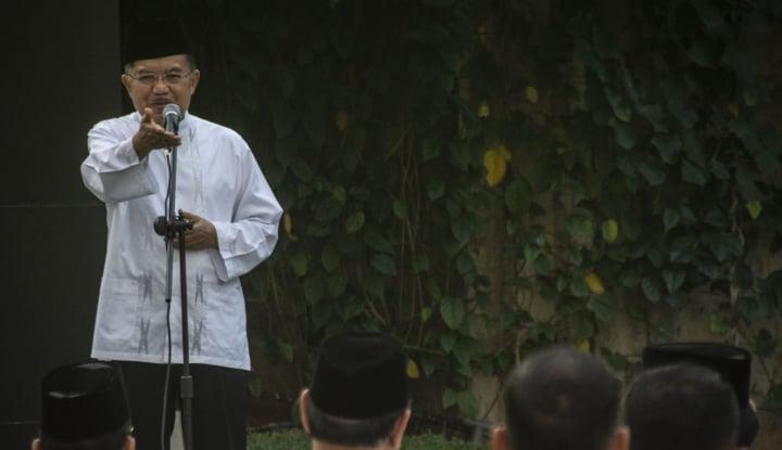 Foto Berita JK: Pengkritik Suara Masjid Tak Seharusnya Dipidana