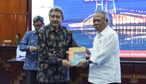 Foto Menteri Basuki: Dibutuhkan Insinyur Muda Hadapi Industri 4.0