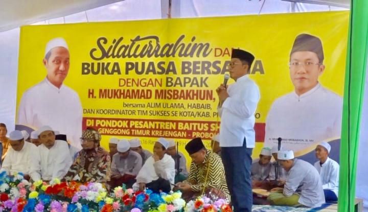 Foto Berita Ada Restu Kiai untuk Jokowi dan Misbakhun agar Terpilih Lagi