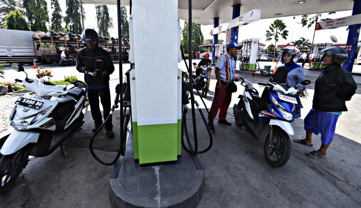 Foto Berita Penurunan Harga BBM Wajar, Tapi...