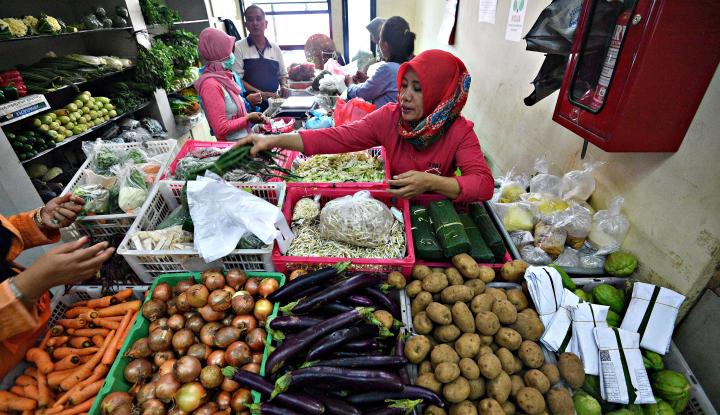 jelang lebaran harga pangan naik, tapi masih wajar