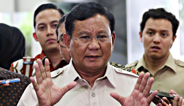 Foto Berita Benarkah Ustad Somad Menghindari Pertemuan dengan Prabowo?