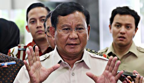 Foto Prabowo 'Wajib' Jelaskan Kasus Penculikan Aktivis 1998 di Debat Pilpres
