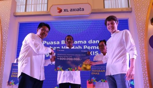 Foto Apresiasi Pelanggan, XL Axiata Kembali Gelar Program Xtravaganza & Fantaxis