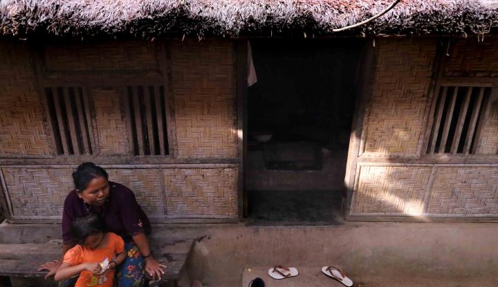 Penduduk Miskin di Banten Bertambah 7,38 Ribu Orang - Warta Ekonomi