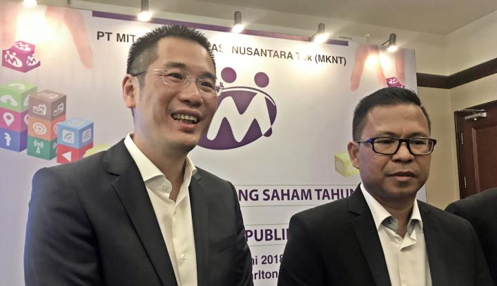 Foto Berita Perkuat Basis Distribusi Pulsa di 3 Pulau, MKNT Catatkan Penjualan Bersih Rp2,88 Triliun