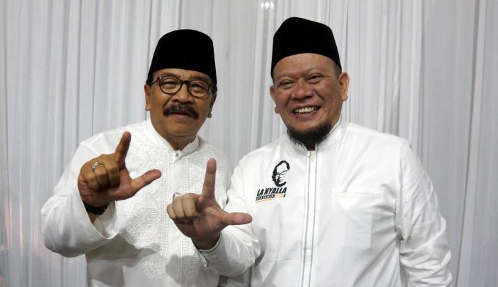 Foto Berita Pakde Karwo Diam-Diam Dukung La Nyalla