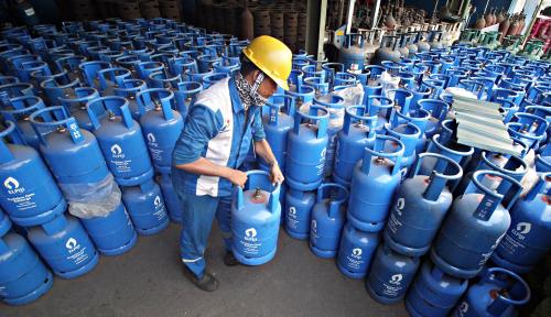 Foto Masuki Hari Ke-3 Ramadan, Stok LPG Pertamina Aman? Ini Kesiapannya