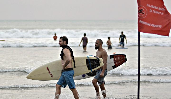 Foto Berita Kehangatan Pantai Bali Hadir di London