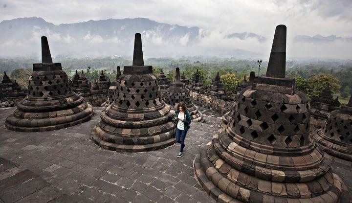 Foto Berita Kejar Target Kunjungan Wisnus, Kemenpar Gelar B2B Candi Borobudur