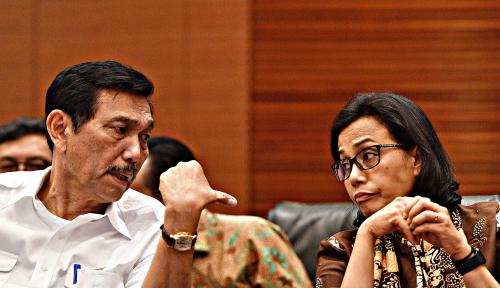 Foto Bawaslu Stop Kasus Luhut dan Sri Mulyani, Jawaban Demokrat Greget