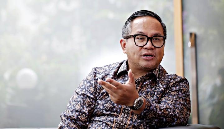 Foto Berita Pelonggaran LTV untuk Rumah Pertama, Bos Bank Mandiri: Itu Mudahkan Pengembang
