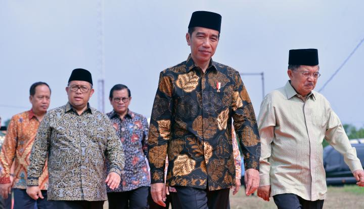 Foto Berita DPR: Pengelolaan SDA Era Jokowi Kokohkan Peran Nasional