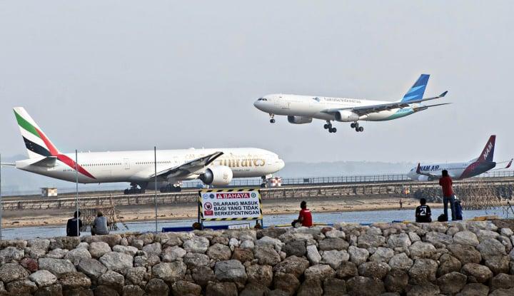 Foto Berita Picu Inflasi, Pemprov Sulut Minta Harga Tiket Pesawat Jangan Kemahalan