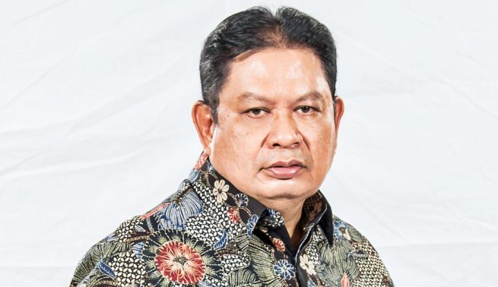 Foto Berita Menteri BUMN Angkat Kembali Iqbal Latanro Jadi Dirut Taspen